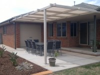 Pergola With Shade Cloth - Pergola Gazebo Ideas