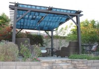 Shade Cloth On Pergola - Pergola Gazebo Ideas