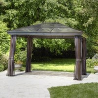 Lowes Patio Gazebo - Pergola Gazebo Ideas