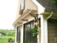 Pergola Over Garage Door Plans - Pergola Gazebo Ideas