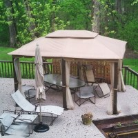 Home Depot Gazebos And Canopies - Pergola Gazebo Ideas