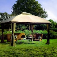 Patio Gazebo Lowes - Pergola Gazebo Ideas