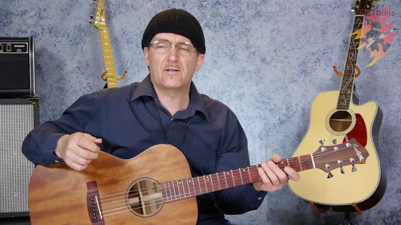 For Older Guitar Players with Stiff Fingers - Riff Ninja ...