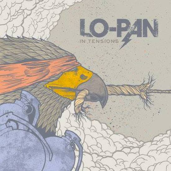 Lo-Pan In Tensions EP Cover