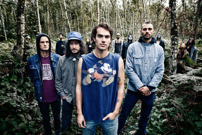 All Them Witches band photo