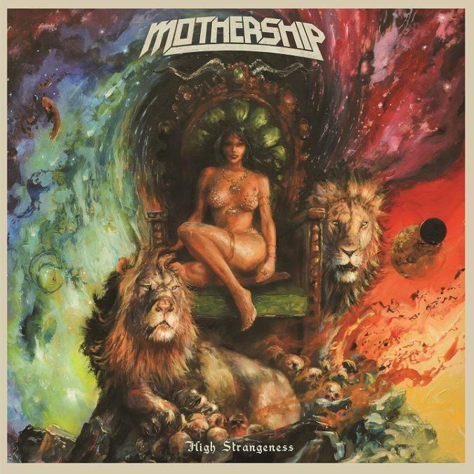 Mothership High Strangeness