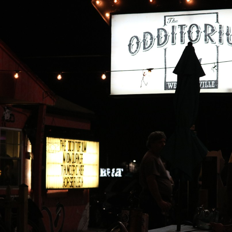 The Odditorium, Asheville, NC