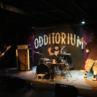Horseflesh, 4/13/2017 @ The Odditorium in Asheville NC (Photo: Leanne)