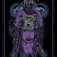 MARYLAND DOOM FEST 2017; Day Three 6/25 - Leanne's Must-See Bands #4