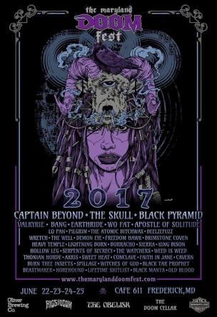 MDDF Full Artwork Poster
