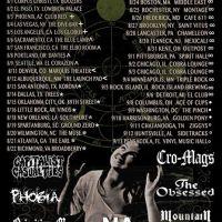 EYEHATEGOD Announces US Mega-Tour: 'Left To Starve'