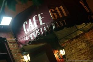 Cafe 611 - Door to Doom - Photo by Leanne Ridgeway