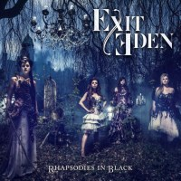 EXIT EDEN 'Rhapsodies In Black' Album Review & Streams