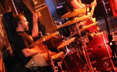 Michael Walter (Wo Fat) @ MD Doom Fest III - Photo By Leanne Ridgeway