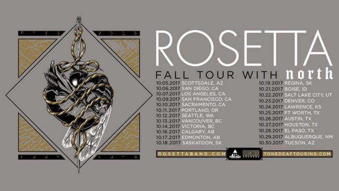 Rosetta Tour 2017