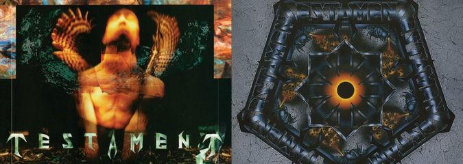 Testament Vinyl