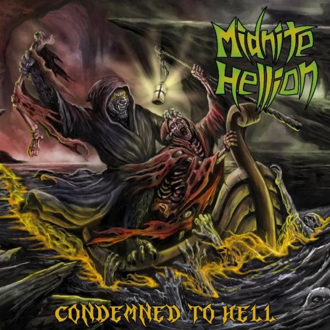 Midnite Hellion LP