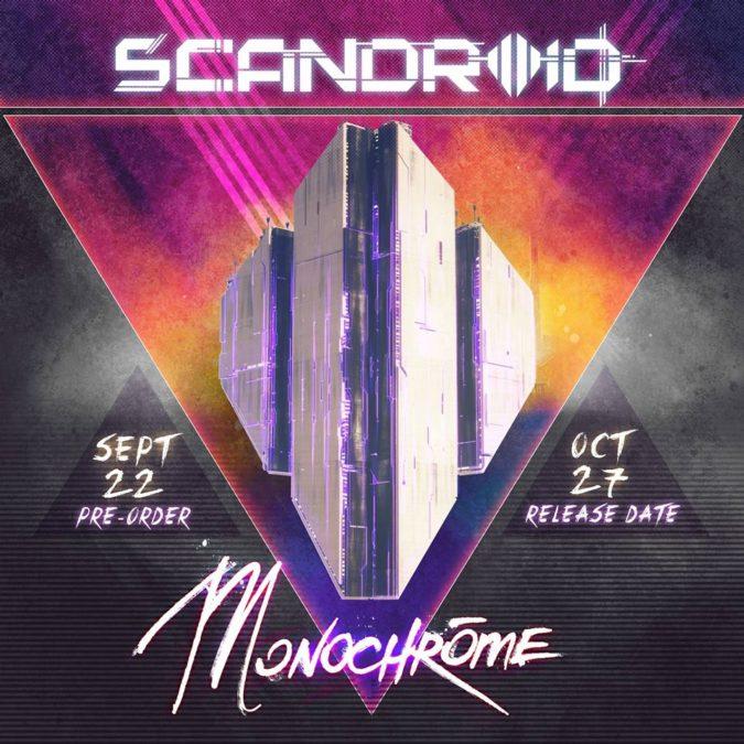 Scandroid Monochrome LP
