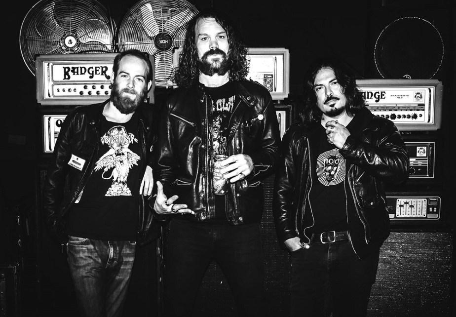 GREENBEARD Announces New Bassist Jeff Klein; 'Lödarödböl' EU Release via Kozmik Artifactz; Tour Plans for 2018