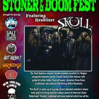 NEW ENGLAND STONER AND DOOM FESTIVAL - Lineup adds THE SKULL, GEEZER, ATALA, & MORE!