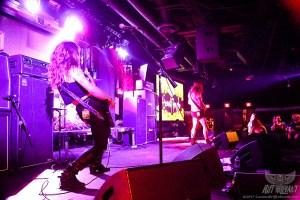 Heavy Temple @ Psycho Las Vegas 2017 (Photo by Leanne Ridgeway, Riff Relevant)