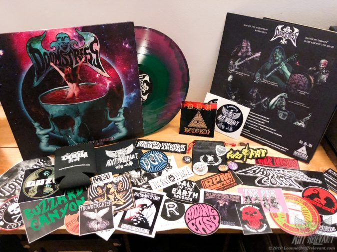 Doomstress Vinyl Edition (Prize Package 2)