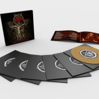 SLAYER Tour Dates Set; To Issue 'Repentless 6.66' Vinyl Box Set In June