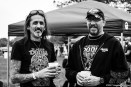 Mark Cruikshank & JB Matson (MD Doom Fest), at Earth Rocker Fest on 05/20/2017, Photos: Leanne Ridgeway