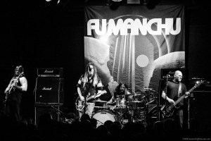 Fu Manchu - The Bowery Ballroom, NY, NY 05/12/2018. Photo: Leanne