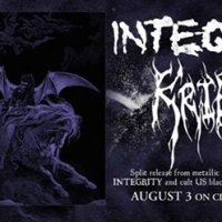 INTEGRITY & KRIEG To Issue Split of Hardcore-Meets-Black Metal; Official Videos