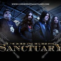 CORNERS OF SANCTUARY Live Dates Supporting New 'The Galloping Hordes' Album