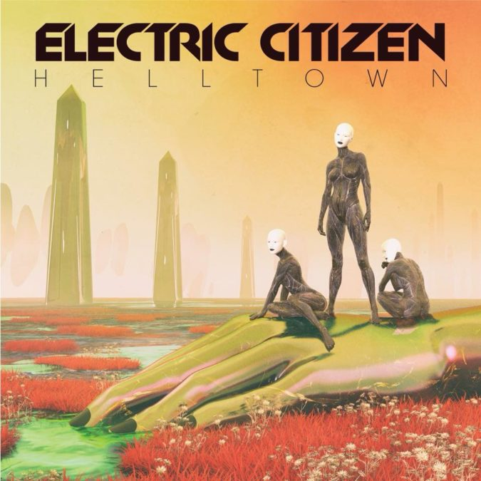 ELECTRIC CITIZEN Headline UK/EU Tour; U.S. Psycho Smokeout & DesertFest NYC