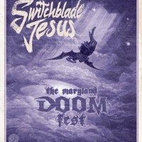 MARYLAND DOOM FEST 2018 - Must-See Spotlight [Leanne]: SWITCHBLADE JESUS