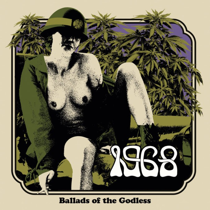 1968 Ballads Of The Godless