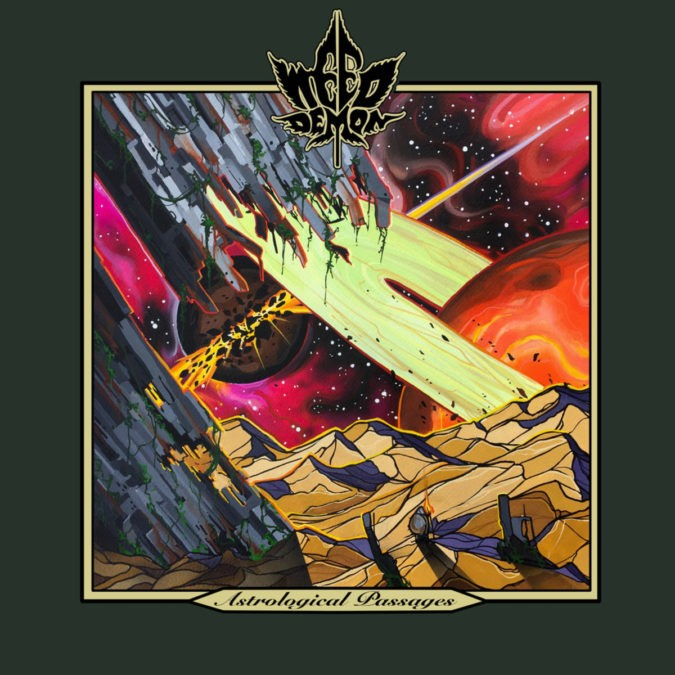 Weed Demon Astrological Passages album