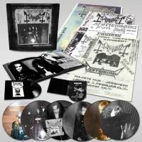 MAYHEM 'Cursed In Eternity' Ltd. Edition Box Set Via Peaceville Records In November