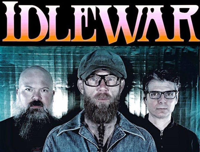 IDLEWAR 'Fractured' Album Review & Stream; Nov. UK Tour Dates