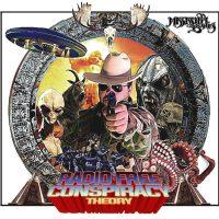 MISSISSIPPI BONES 'Radio Free Conspiracy Theory' Receives Vinyl Release Via Kozmik Artifactz