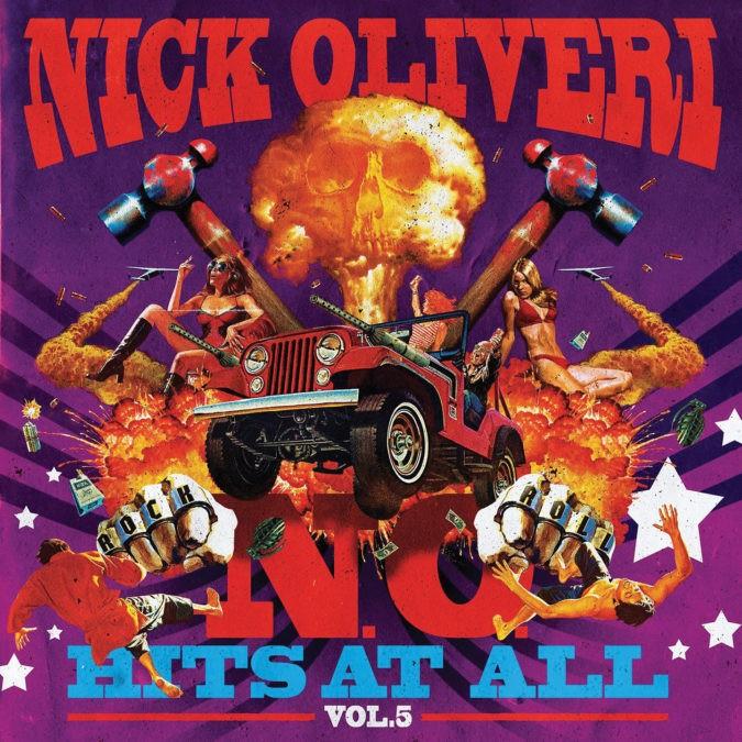 Nick Oliveri Vol 5