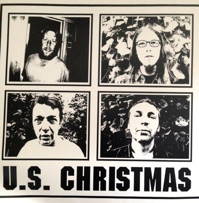 U.S. CHRISTMAS - Cult Appalachian Band's 2003 Debut Remastered For Special Limited Ed. Reissue