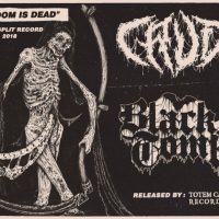 BLACK TOMB / CRUD 'Doom Is Dead' Split Review & Stream