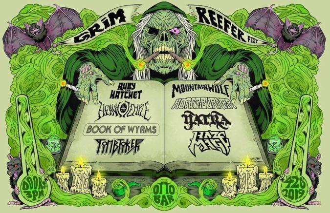 Grim Reefer Fest 2019