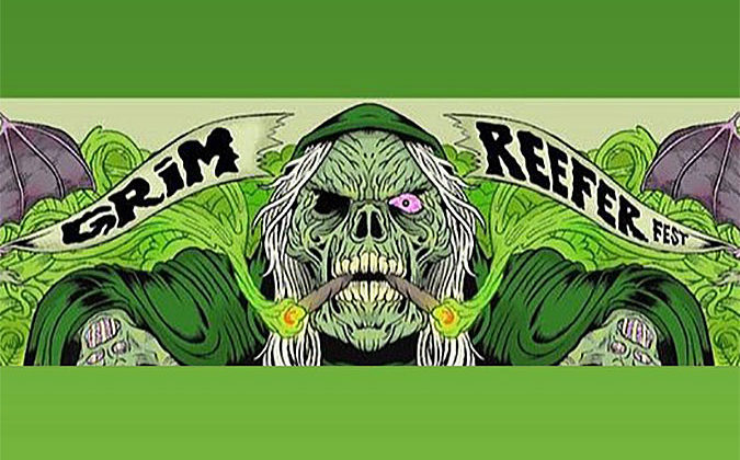 GRIM REEFER FEST - Baltimore 4/20 Event Renamed & Returns For Third Year In 2019
