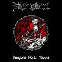 NIGHTGHOUL 'Dungeon Metal Ripper' Album Review & Stream