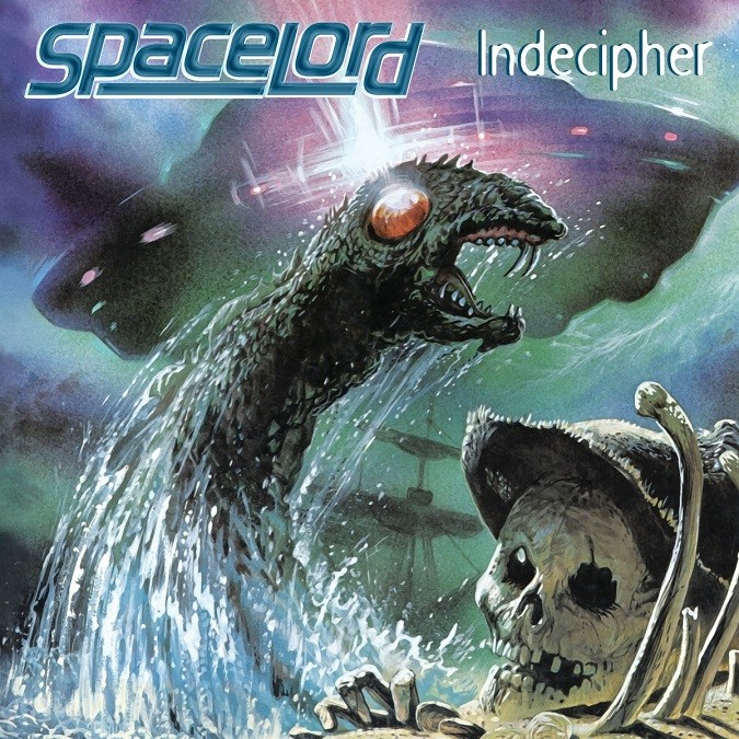 Spacelord Indecipher cover