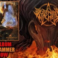 BURNING WITCHES 'Hexenhammer' Album Review; EU Tour w/ GRAVE DIGGER