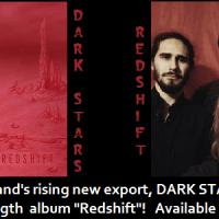 DARK STARS 'Redshift' Advance Album Streams Via FuzzHeavy