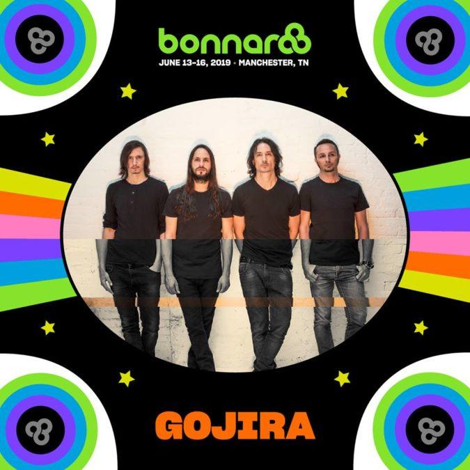 Gojira Bonnaroo