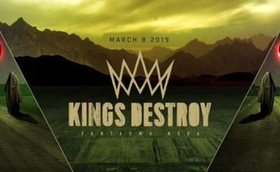 Kings Destroy Banner