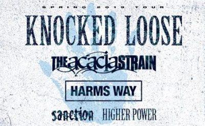 Knocked Loose Tour 2019